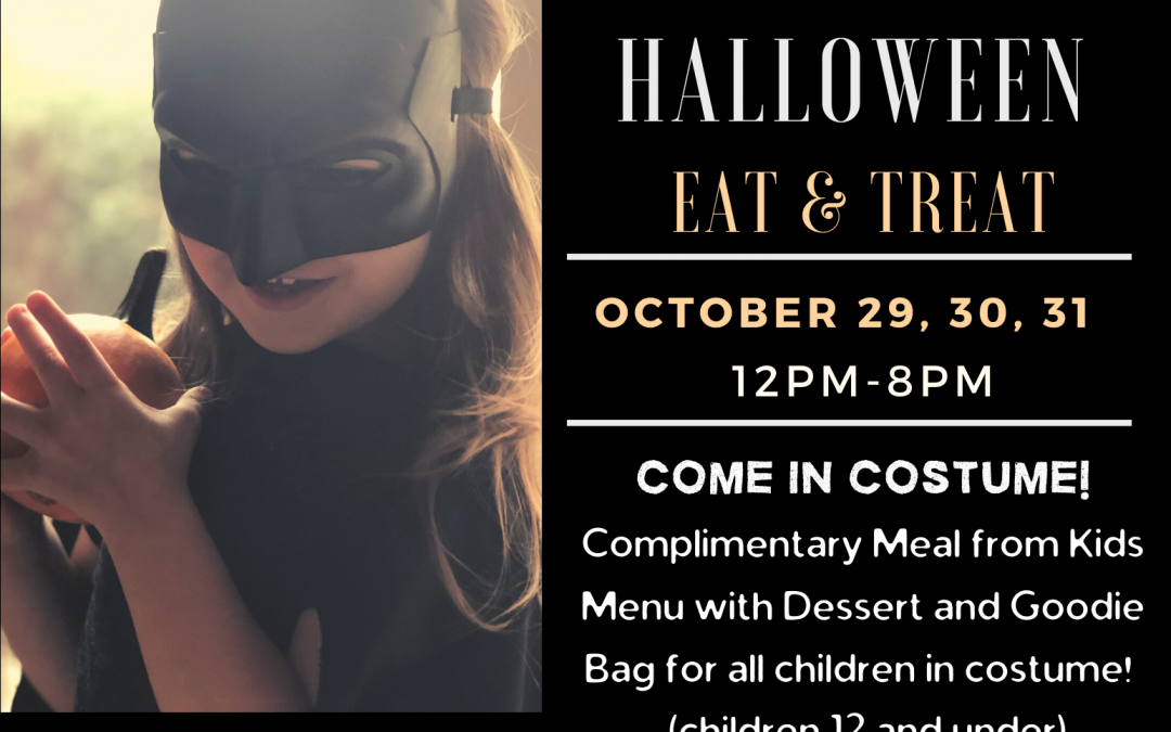 Halloween Eat & Treat